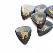 Zodiac Tones - Aries - 4 Guitar Picks | Timber Tones
